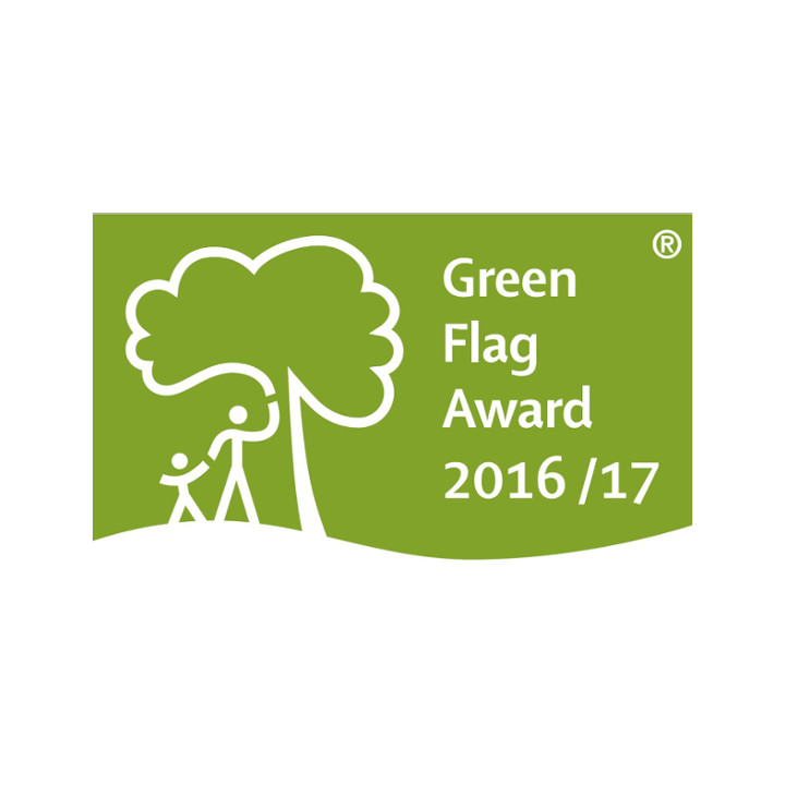 Green Flag Award 2016/17